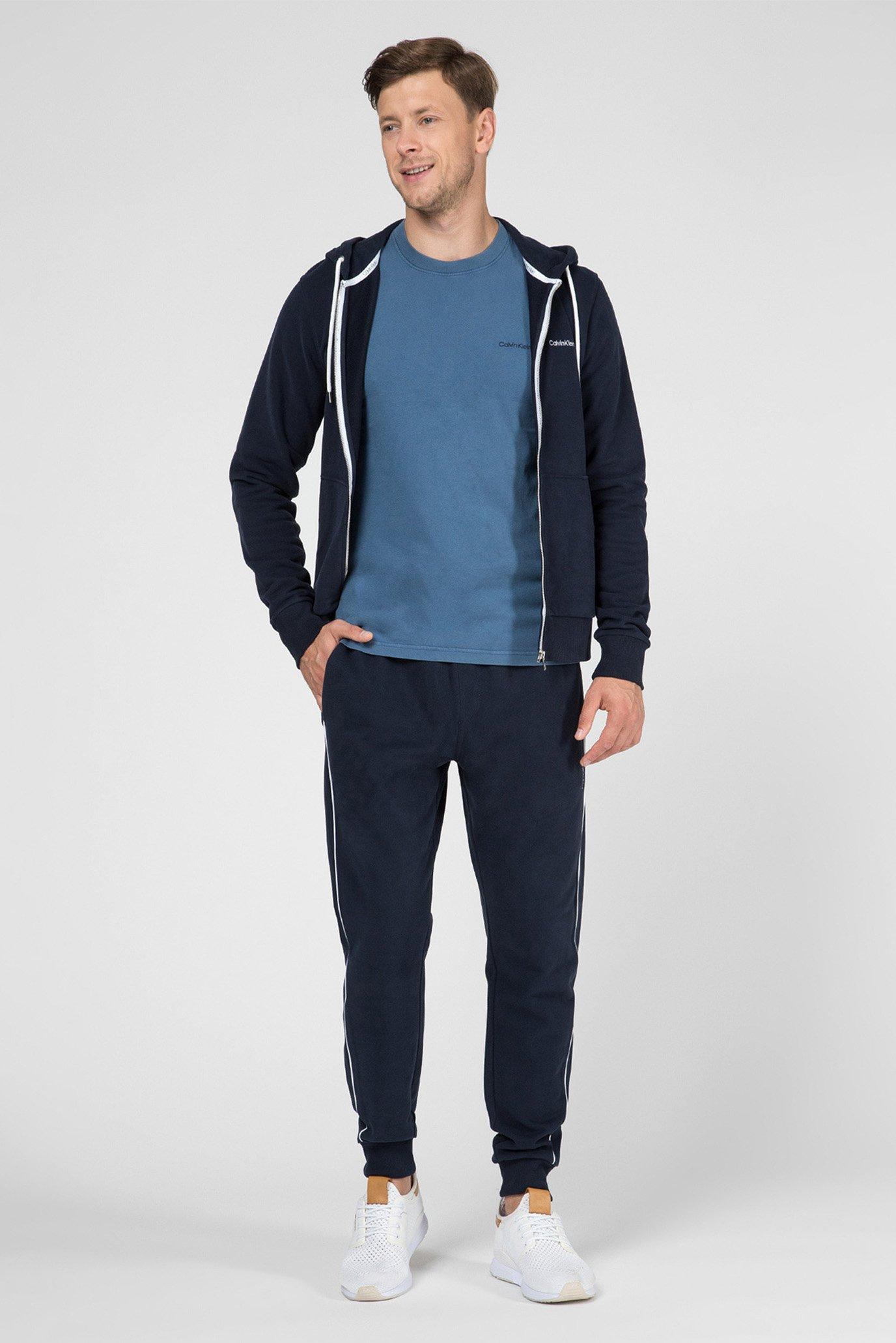 Купить Мужские темно-синие спортивные брюки Calvin Klein Calvin Klein K10K103090 – Киев, Украина. Цены в интернет магазине MD Fashion