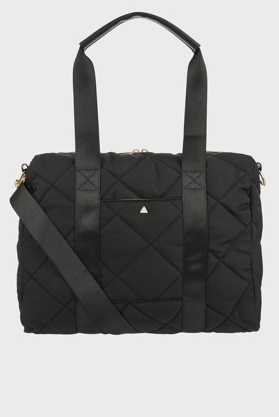 Женская черная сумка Becca Duffle Bag