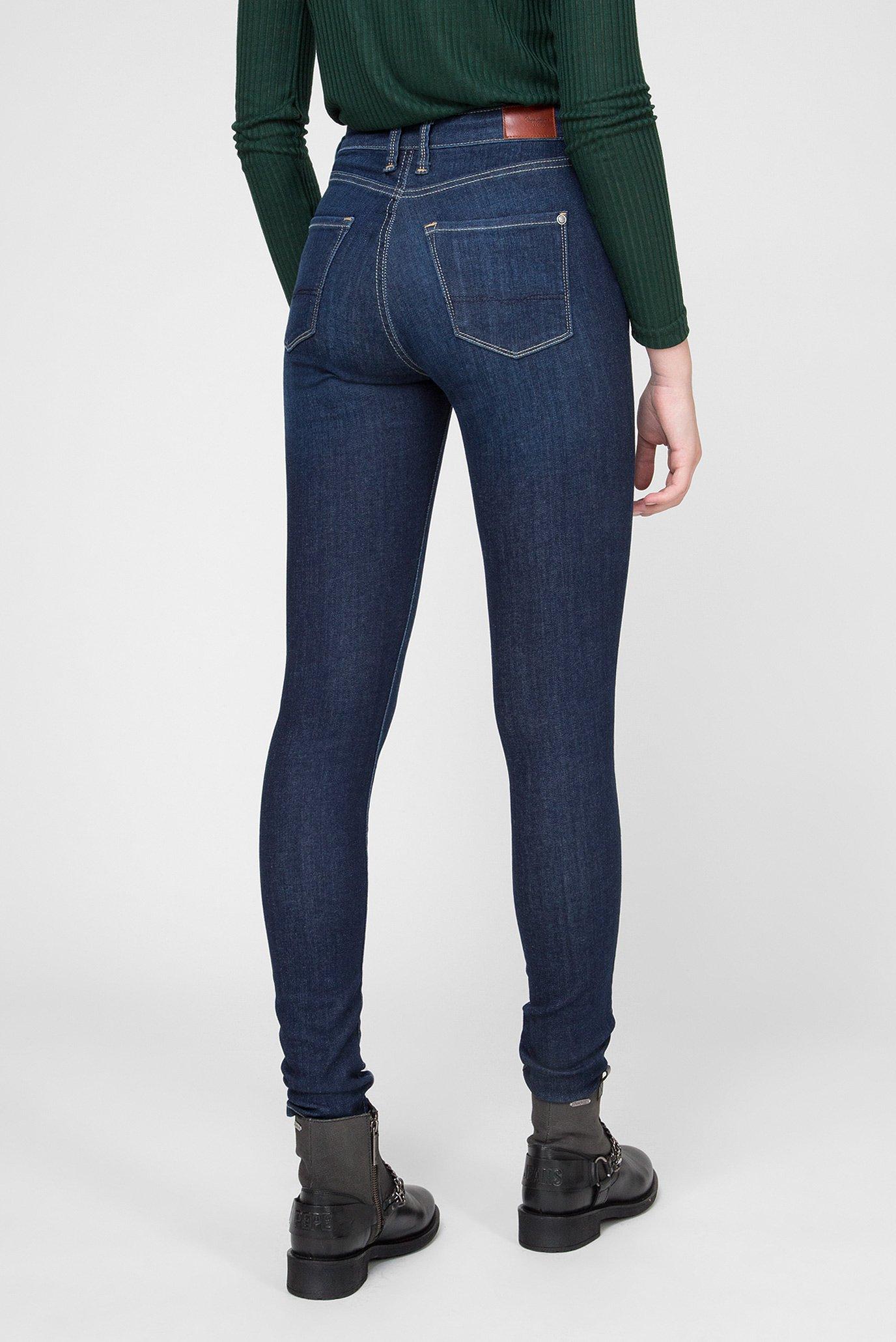 Женские темно-синие джинсы REGENT Pepe Jeans