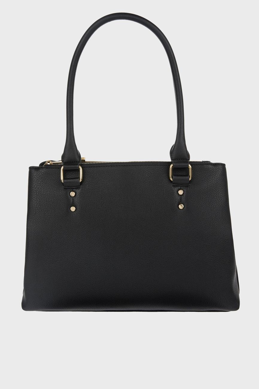 Женская черная сумка на плечо VICTORIA SHOULDER