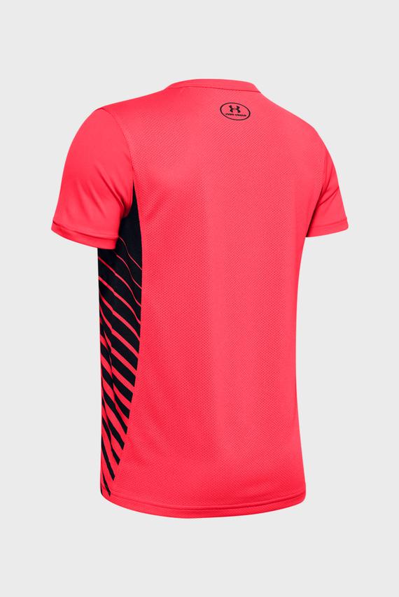 Детская красная футболка MK1