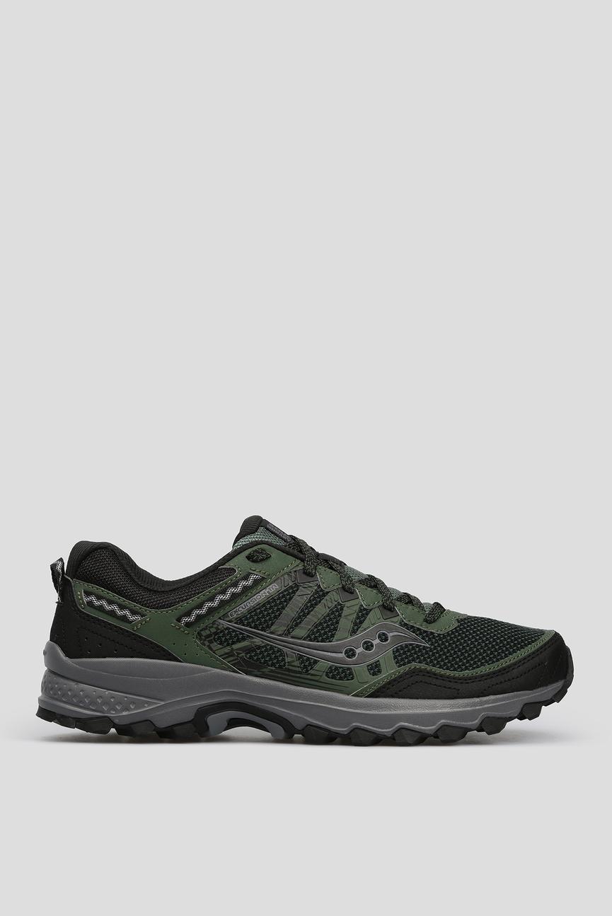 Мужские зеленые кроссовки EXCURSION TR12