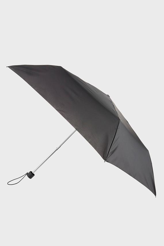 Черный зонт Black Superslim Umbr