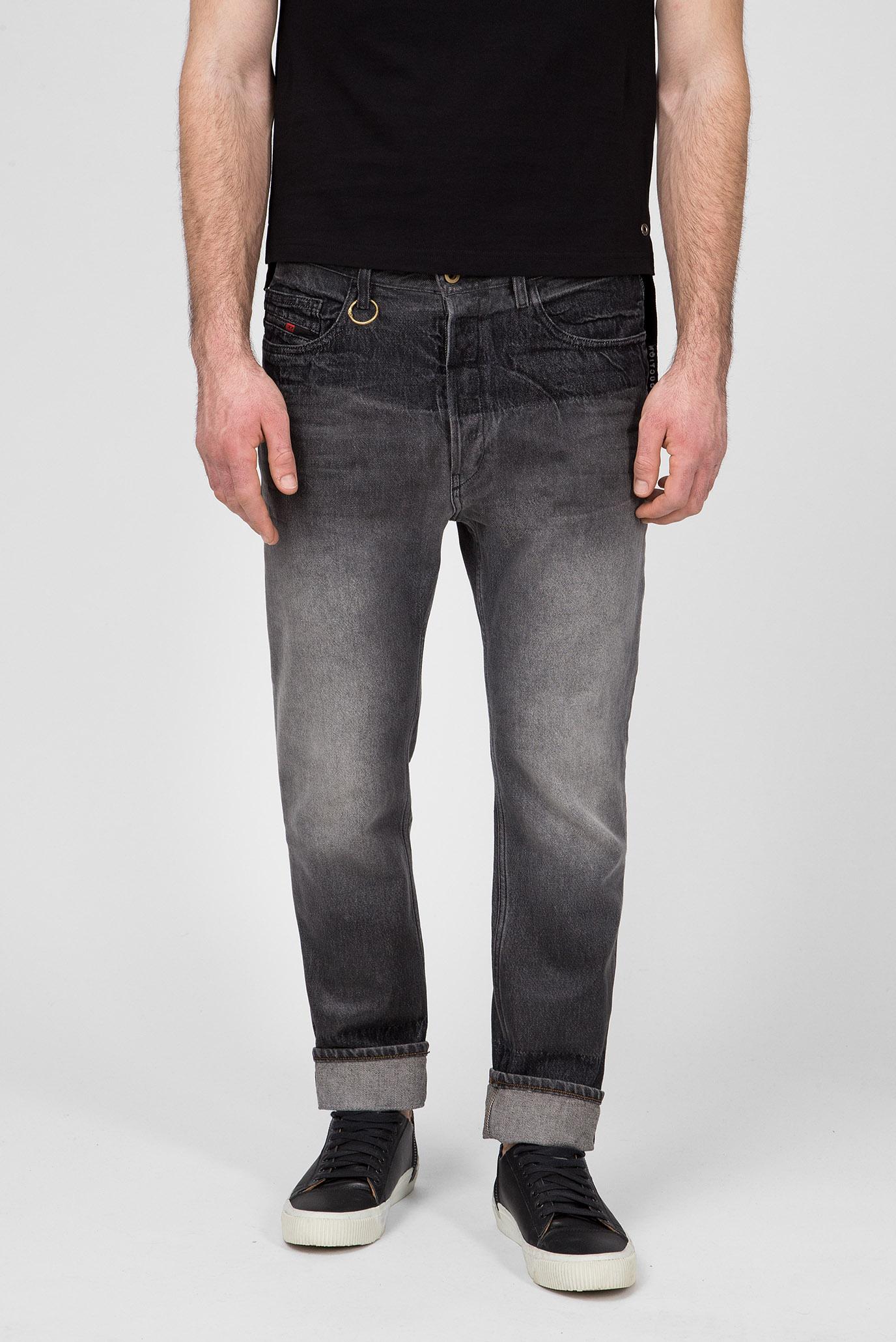 Купить Мужские серые джинсы D-AYGLE Diesel Diesel 00SMY7 089AU – Киев, Украина. Цены в интернет магазине MD Fashion