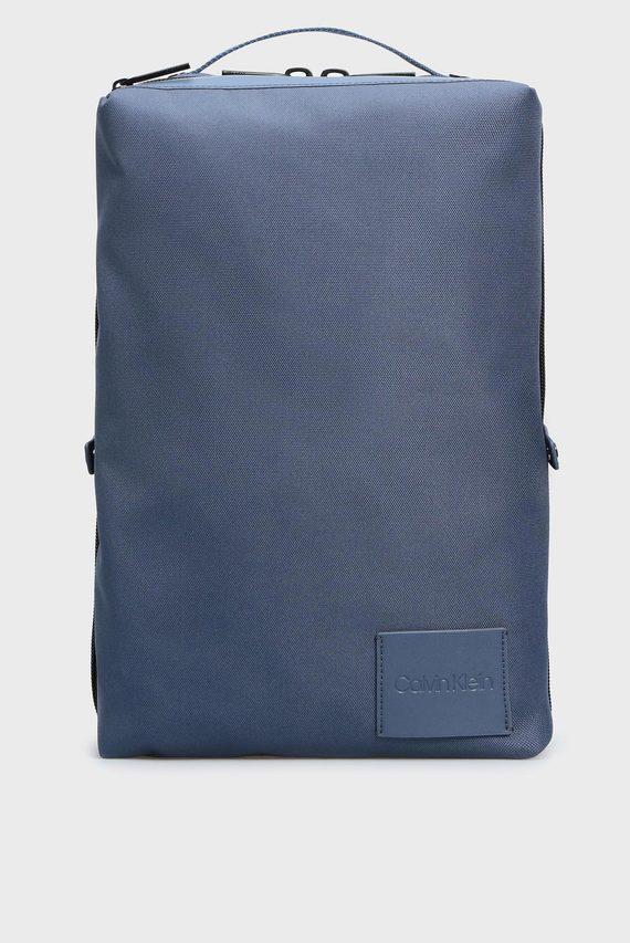 Мужской синий рюкзак SPLIT SQ