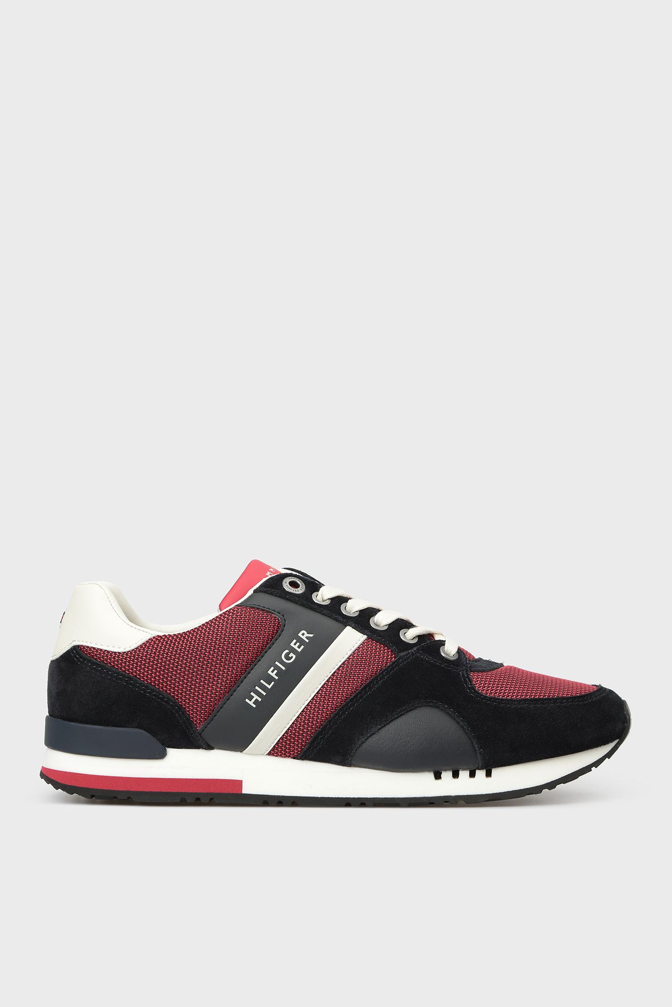 Купить Мужские красные кроссовки Tommy Hilfiger Tommy Hilfiger FM0FM01655 –  Киев, Украина. Цены в интернет магазине MD Fashion 84b0702c369