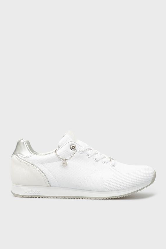 Женские белые кроссовки Cato