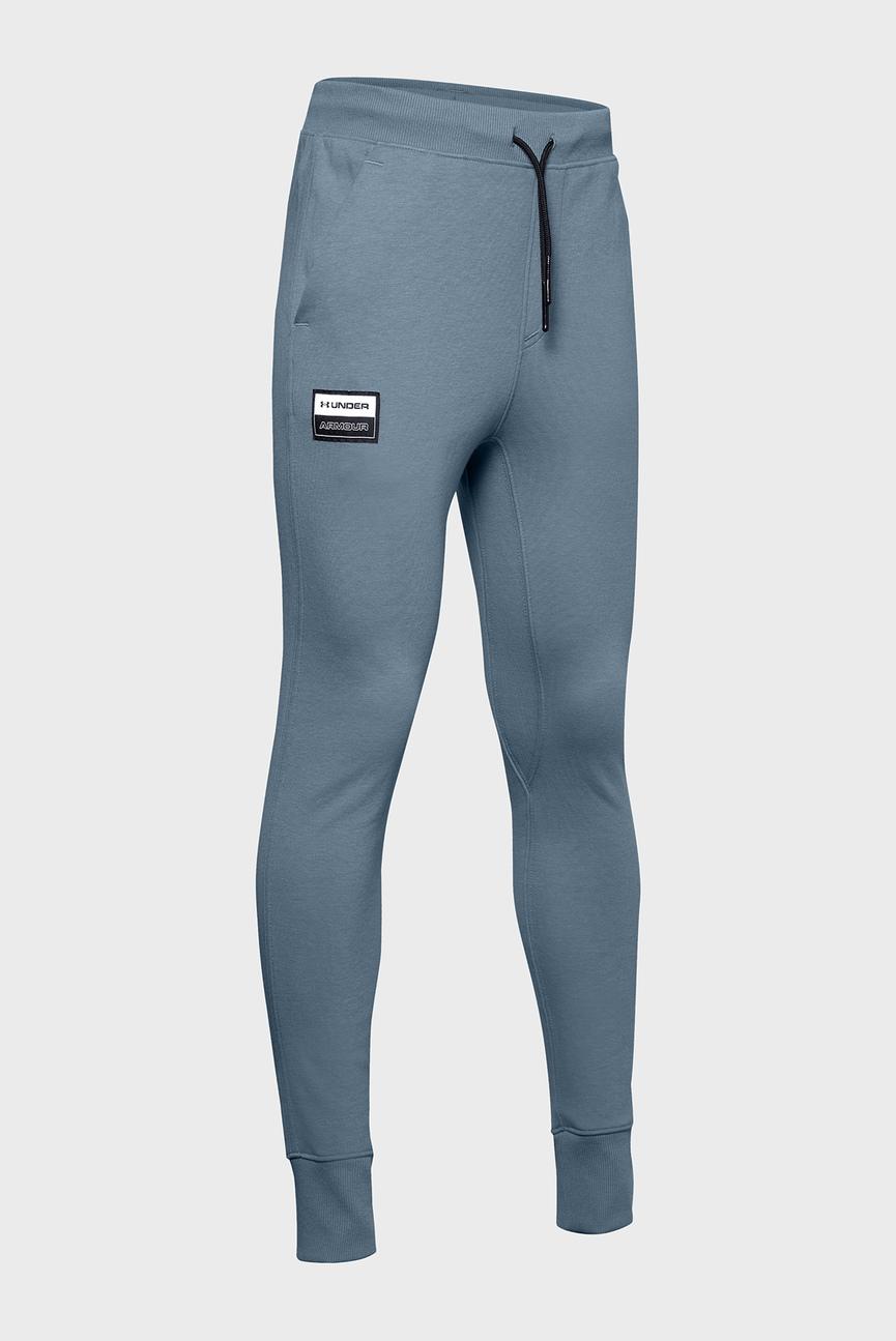 Детские синие спортивные брюки Unstoppable Double Knit Pant