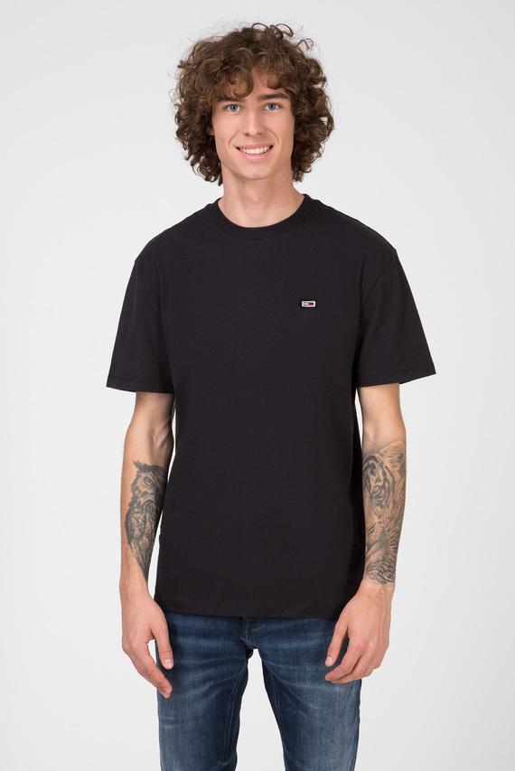 Мужская черная футболка TJM CLASSICS