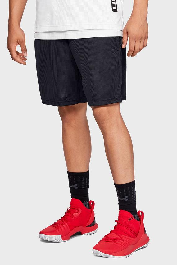Мужские черные шорты PURSUIT COURT