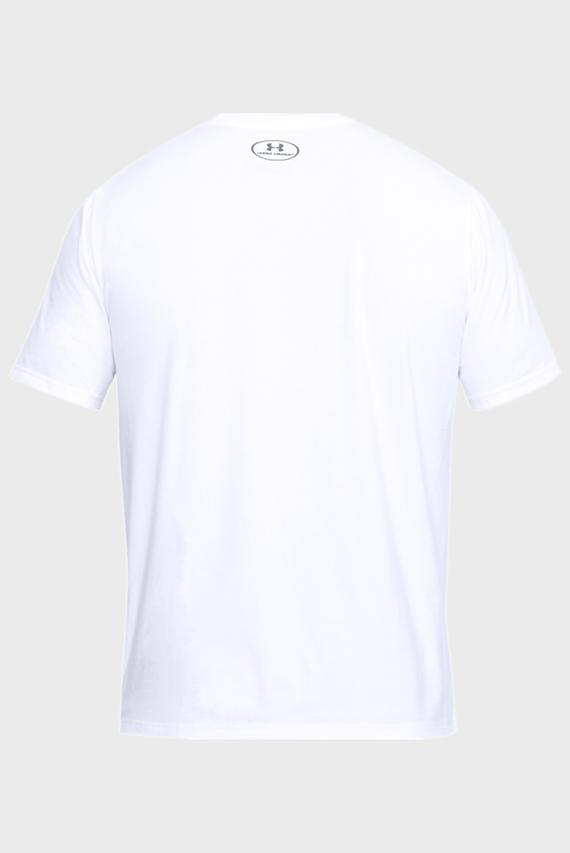Мужская белая футболка THE HULK OVERLAY TEE