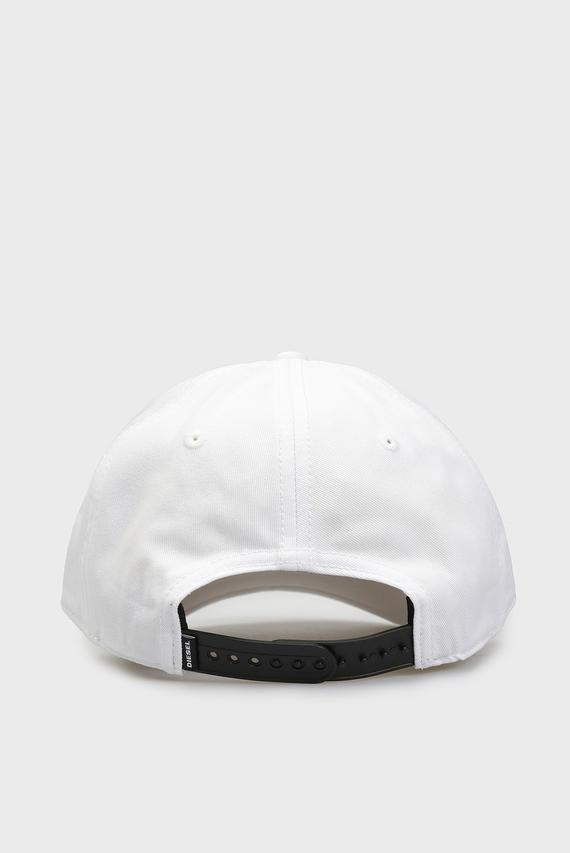 Белая кепка CIRIDE-M