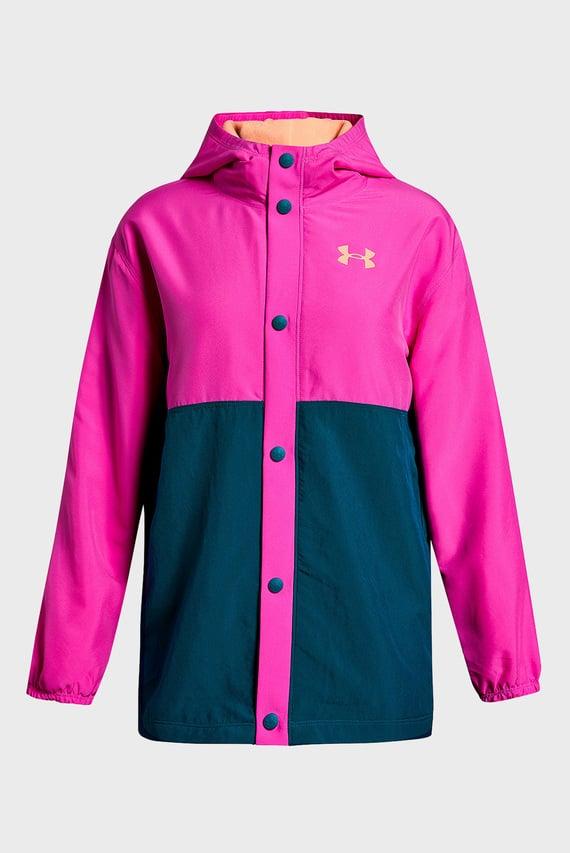Детская розовая куртка Phenom Jacket