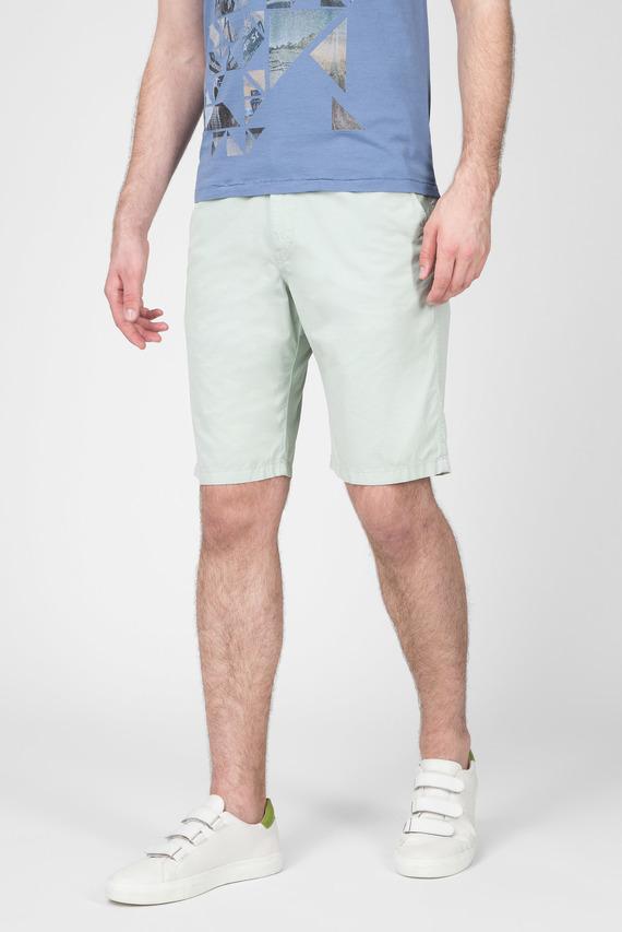 Мужские фисташковые шорты