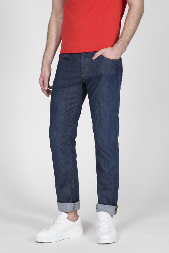 Мужские синие джинсы 370 CLOSE DENIM SUPERLIGHT