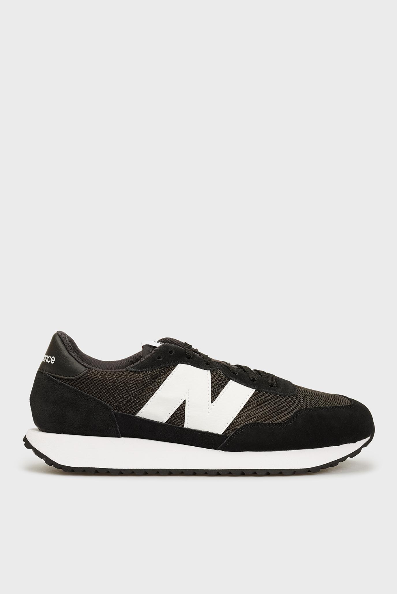 Мужские черные кроссовки 237 1
