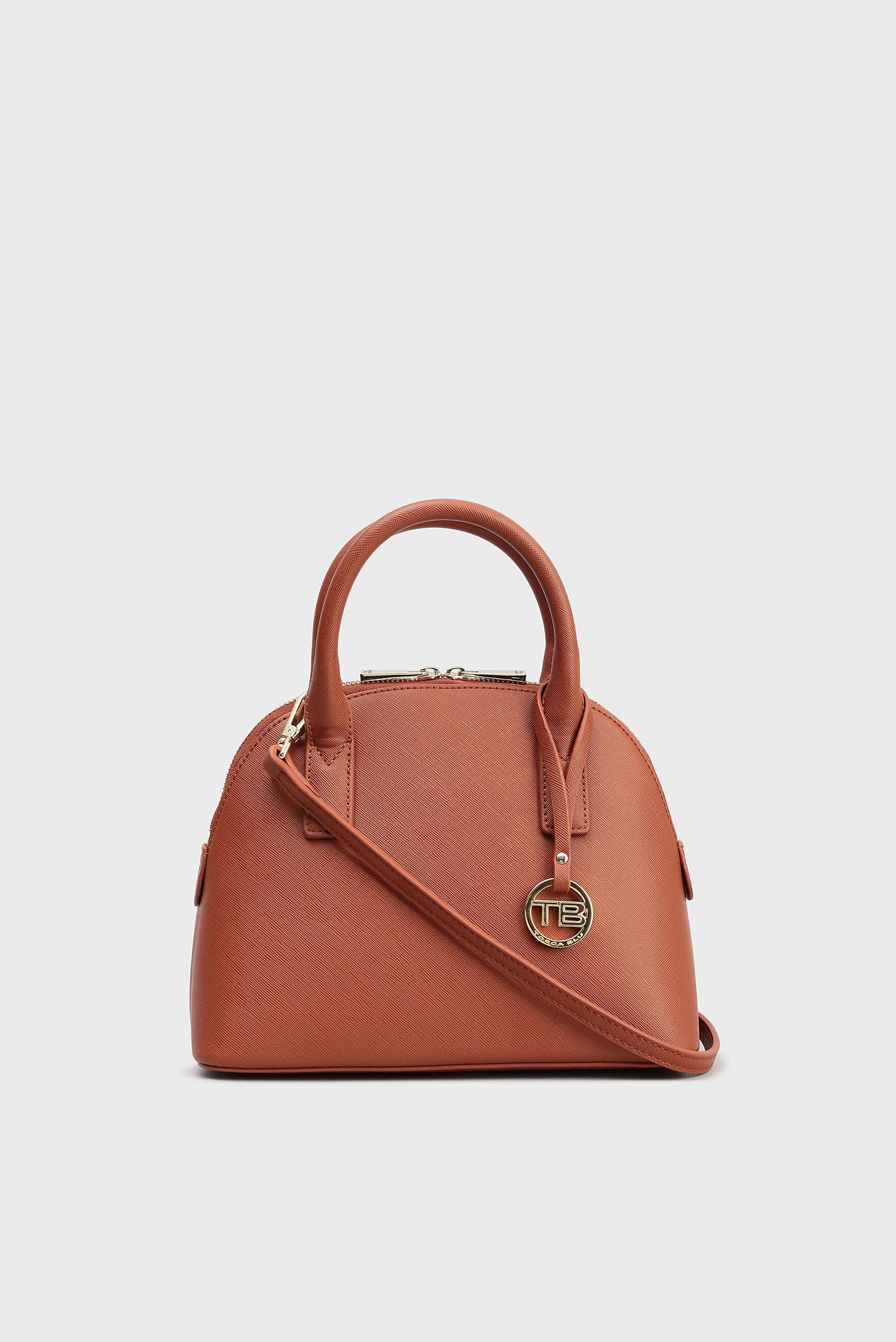2d3cb3446c59 Купить Женская рыжая сумка на плечо Tosca Blu Tosca Blu TF1635B33 – Киев,  Украина. Цены в интернет ...