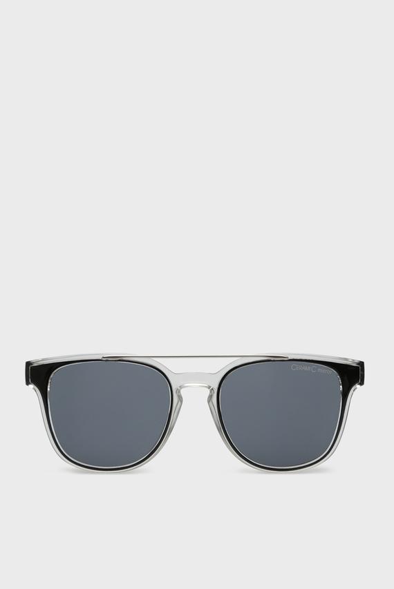 Черные солнцезащитные очки SYLON
