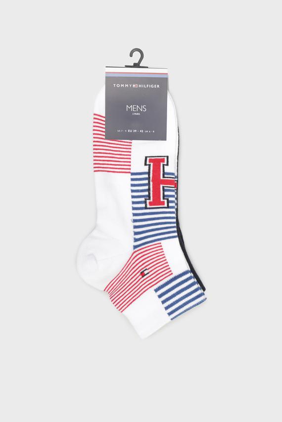 Мужские носки TH MEN NEW PATCH QUARTER (2 пары)