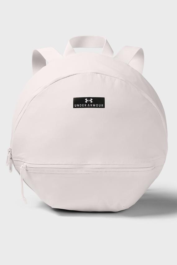 Женский розовй рюкзак UA Midi Backpack 2.0