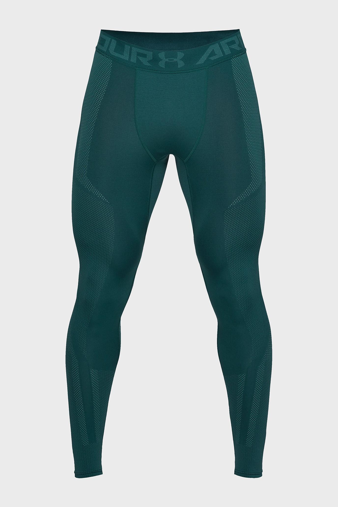 Мужские зеленые тайтсы Vanish Seamless Legging Under Armour