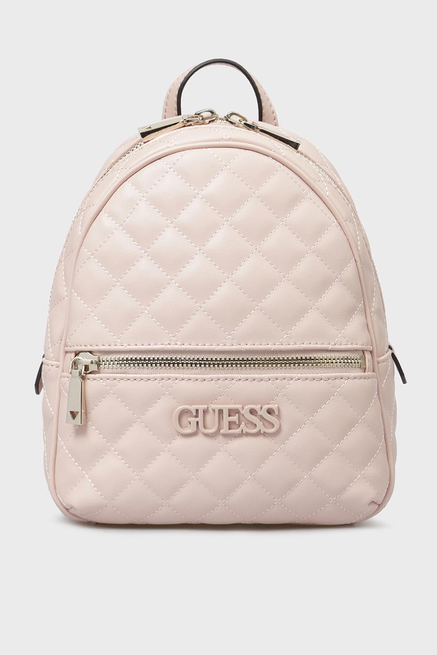 Женский розовый рюкзак ELLIANA