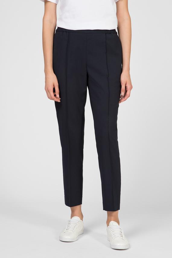 Женские темно-синие брюки POP ELASTIC CIGARETTE PANT