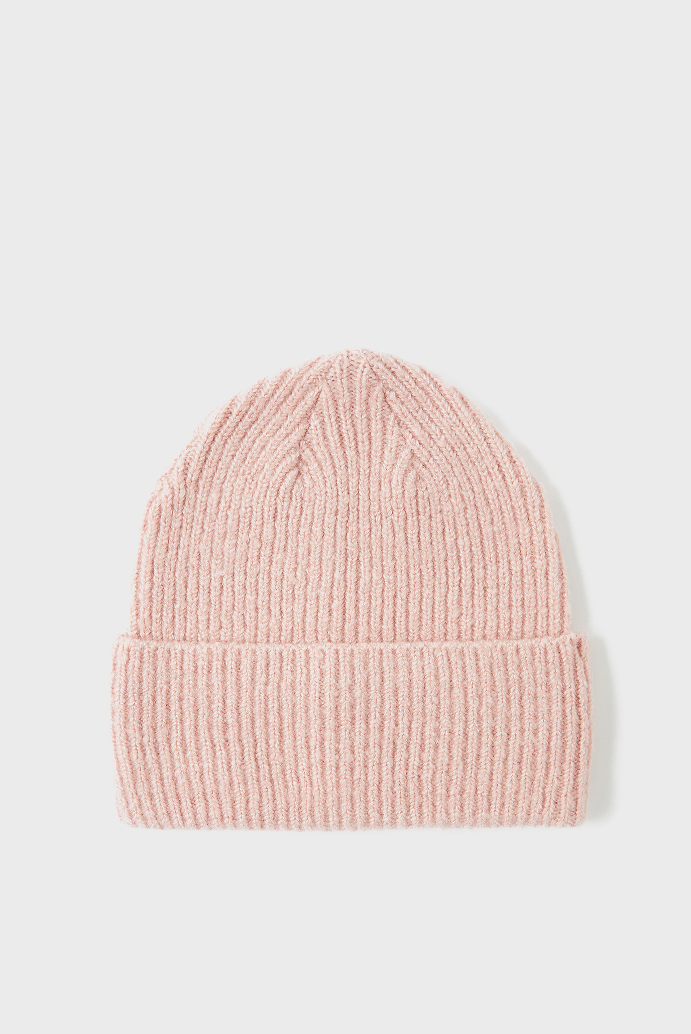 Жіноча рожева шапка SOHO SOFT BEANIE 1