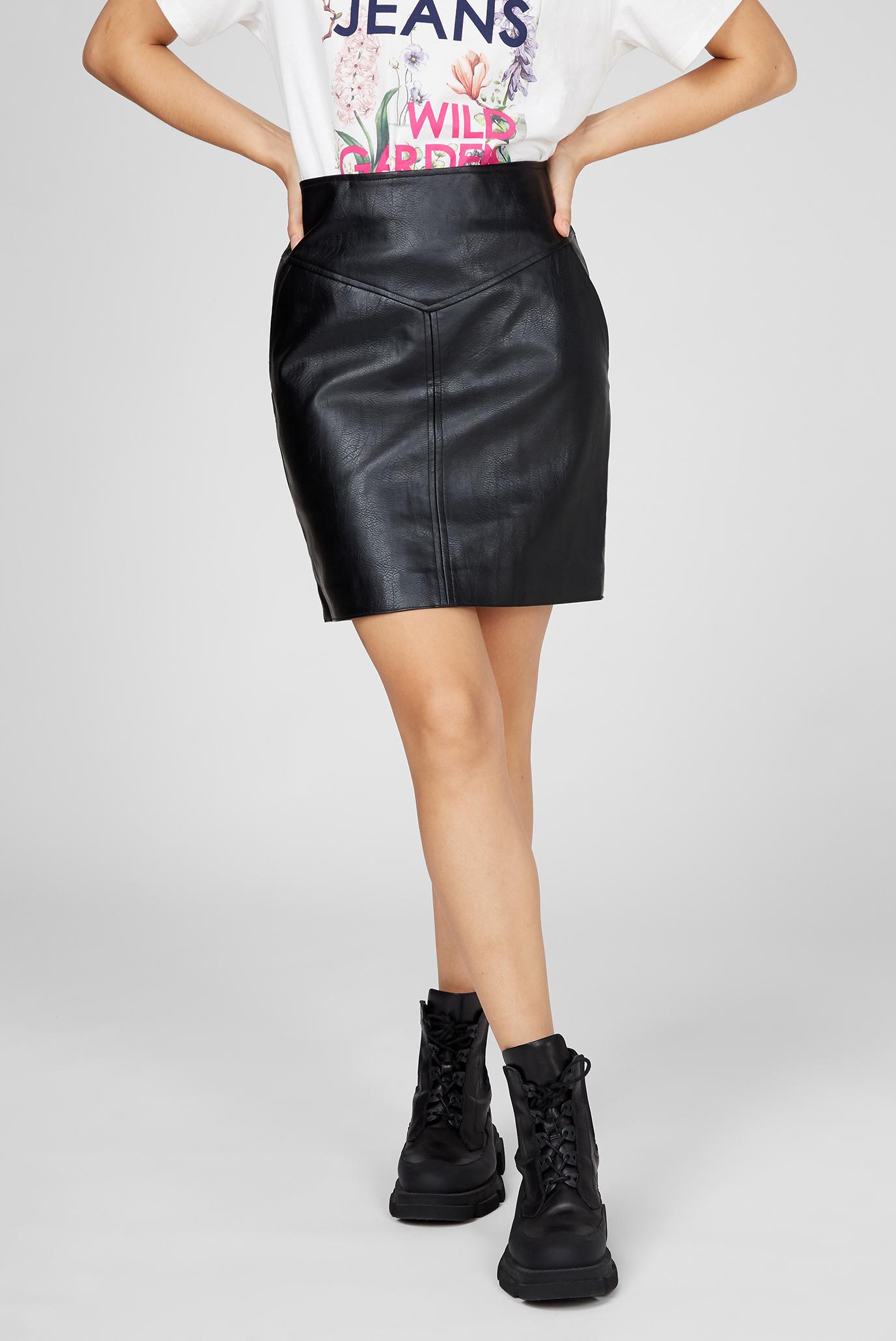 Женская черная юбка PEPA 1