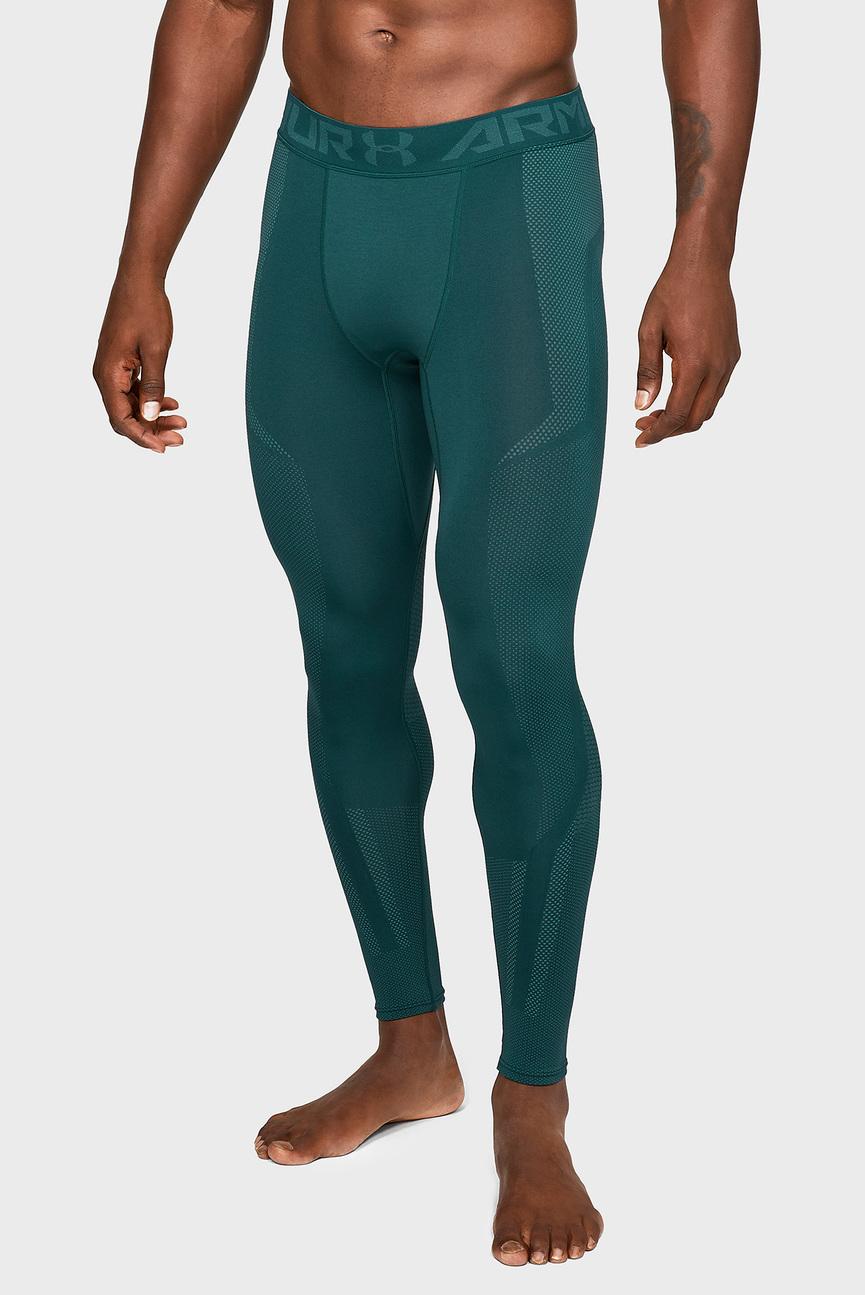 Мужские зеленые тайтсы Vanish Seamless Legging