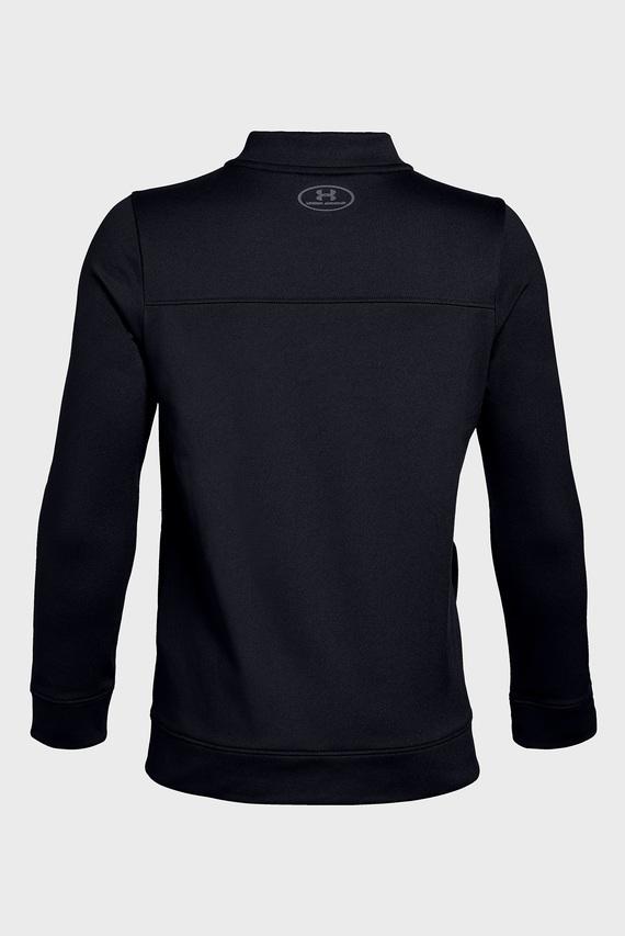 Детская черная кофта UA Pennant Jacket 2.0