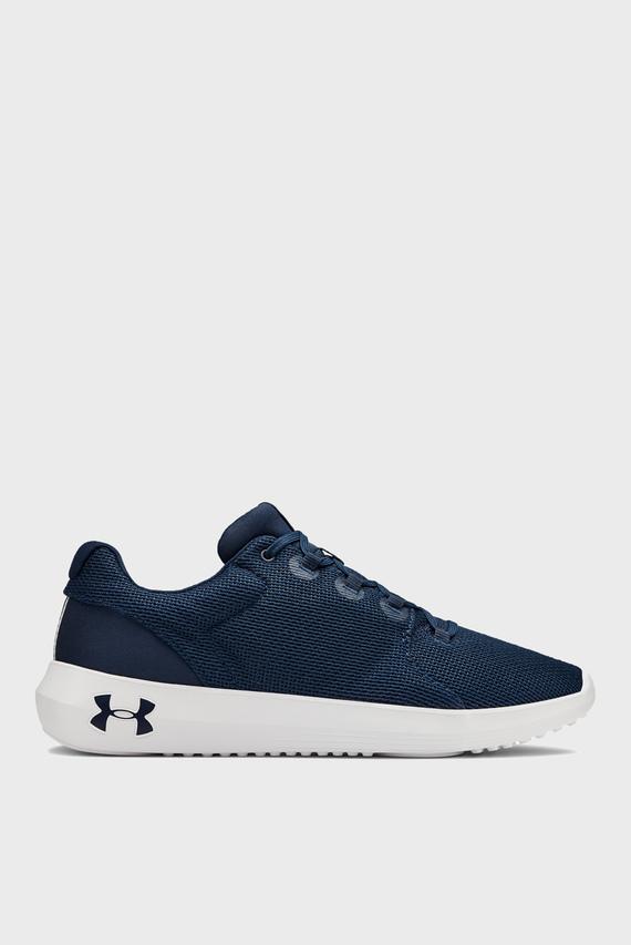 Мужские синие кроссовки UA Ripple 2.0