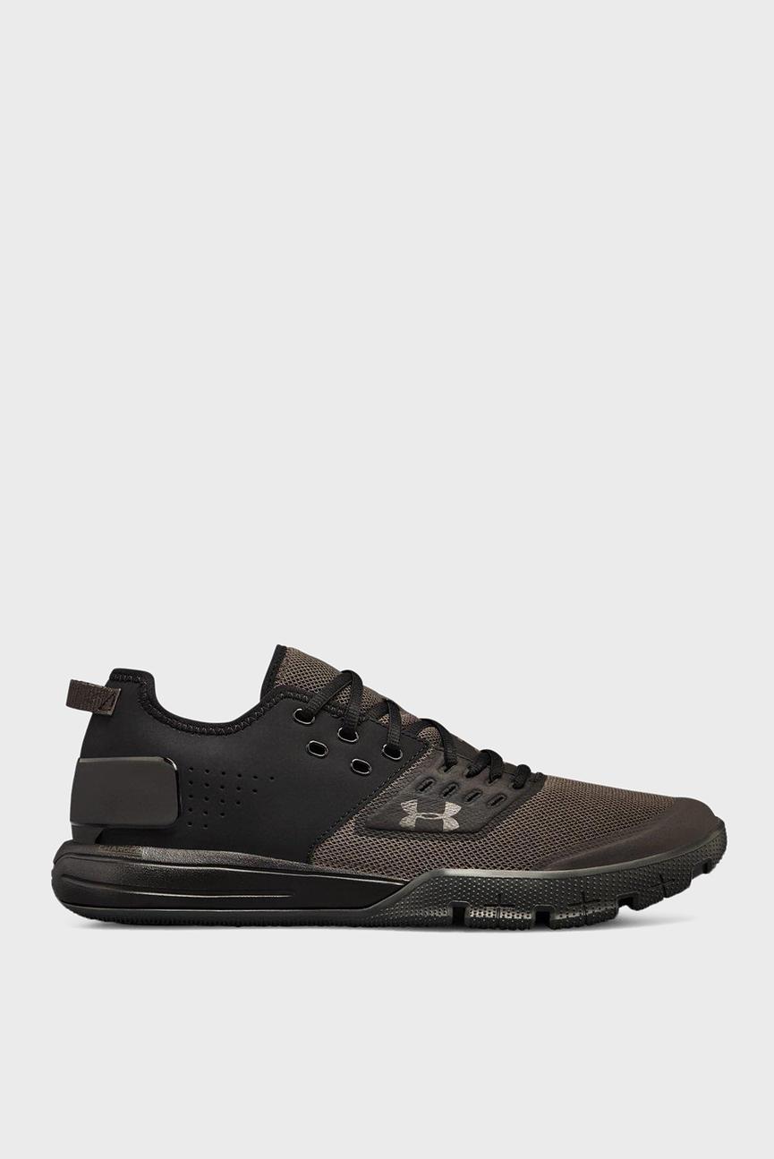 Мужские черные кроссовки UA Charged Ultimate 3.0