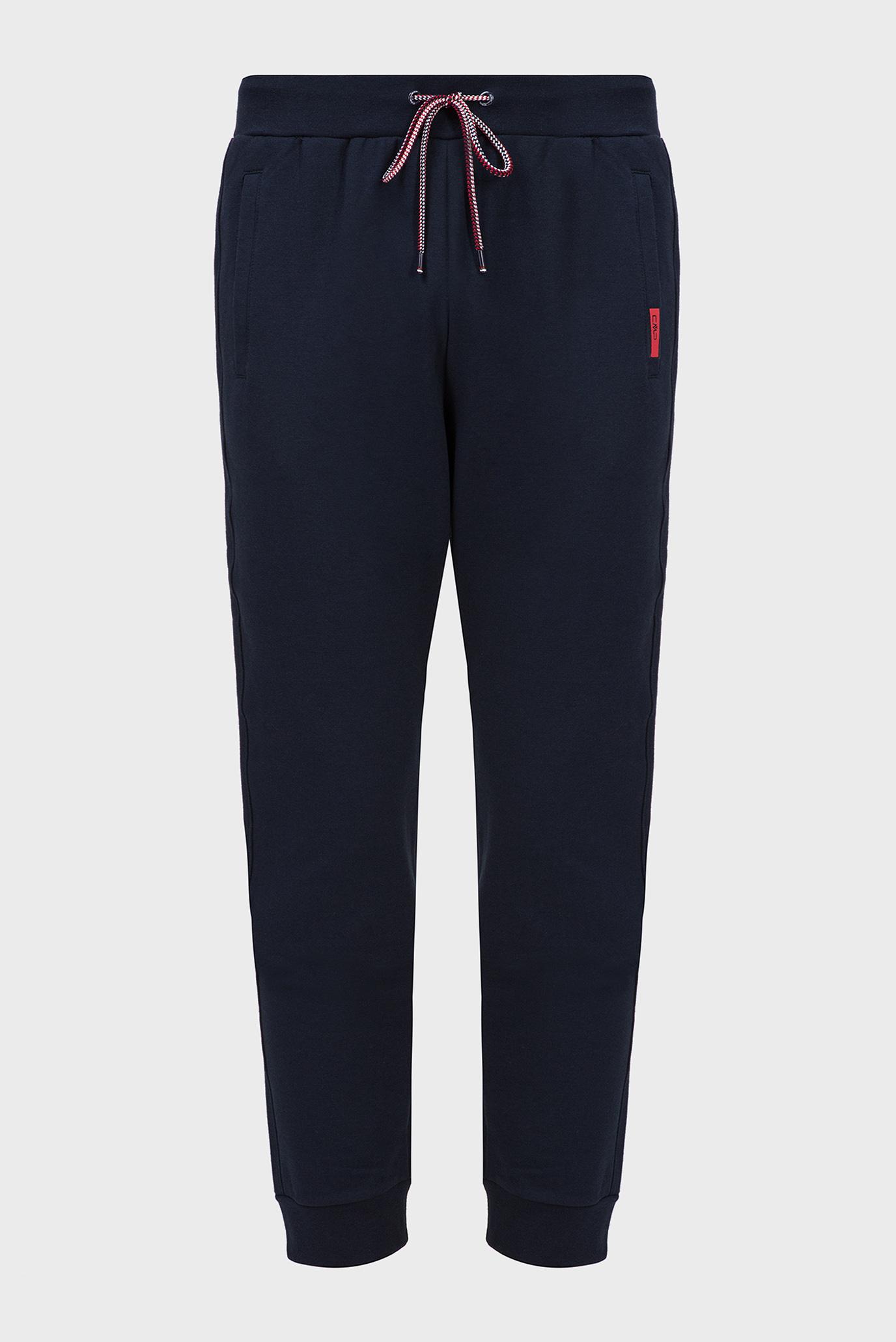 Мужские темно-синие спортивные брюки CMP