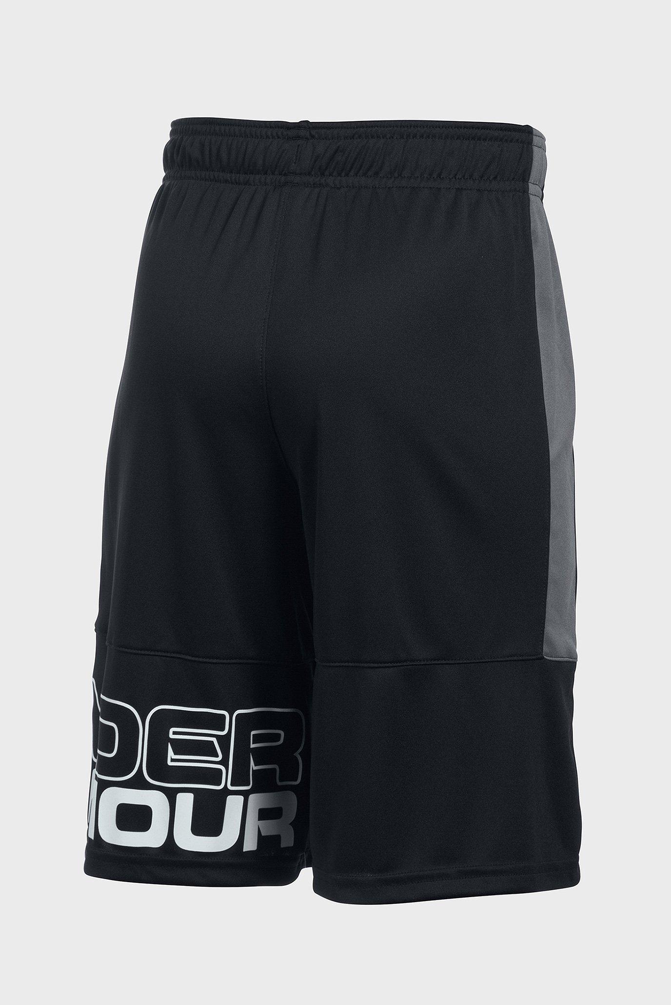 Купить Детские черные шорты UA Stunt Short Under Armour Under Armour 1299989-001 – Киев, Украина. Цены в интернет магазине MD Fashion