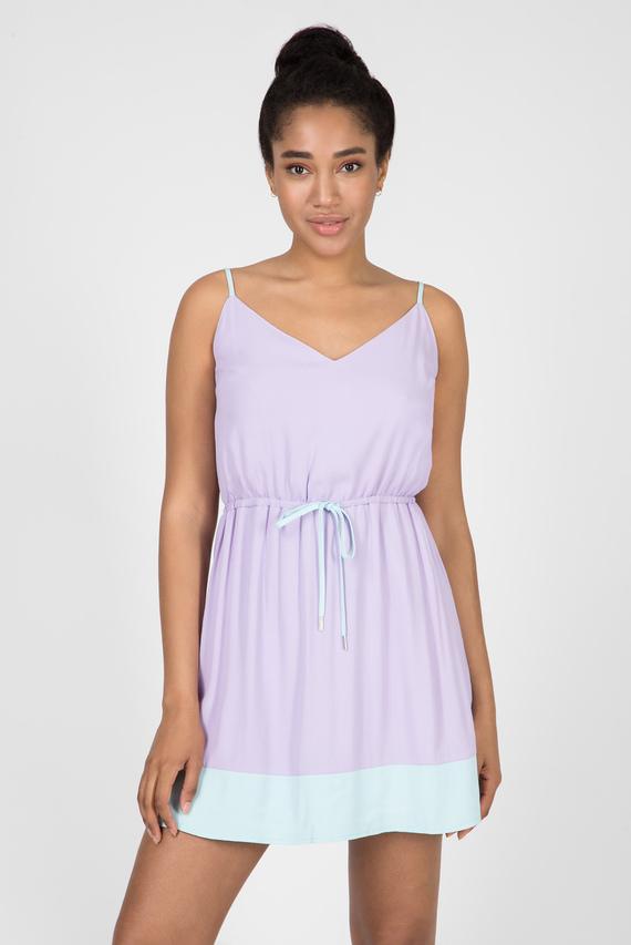 Женское сиреневое платье TJW ESSENTIAL STRAP