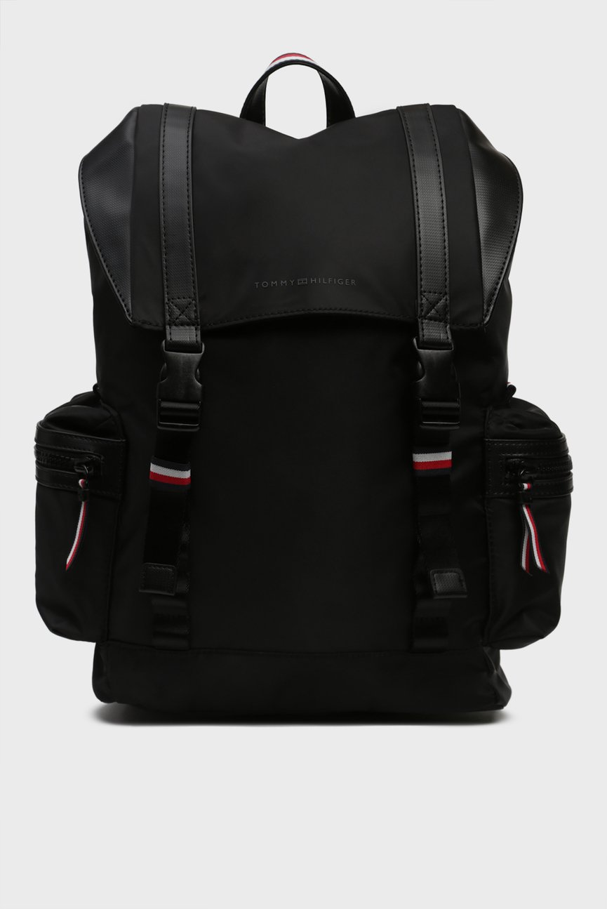 Мужской черный рюкзак SPORT