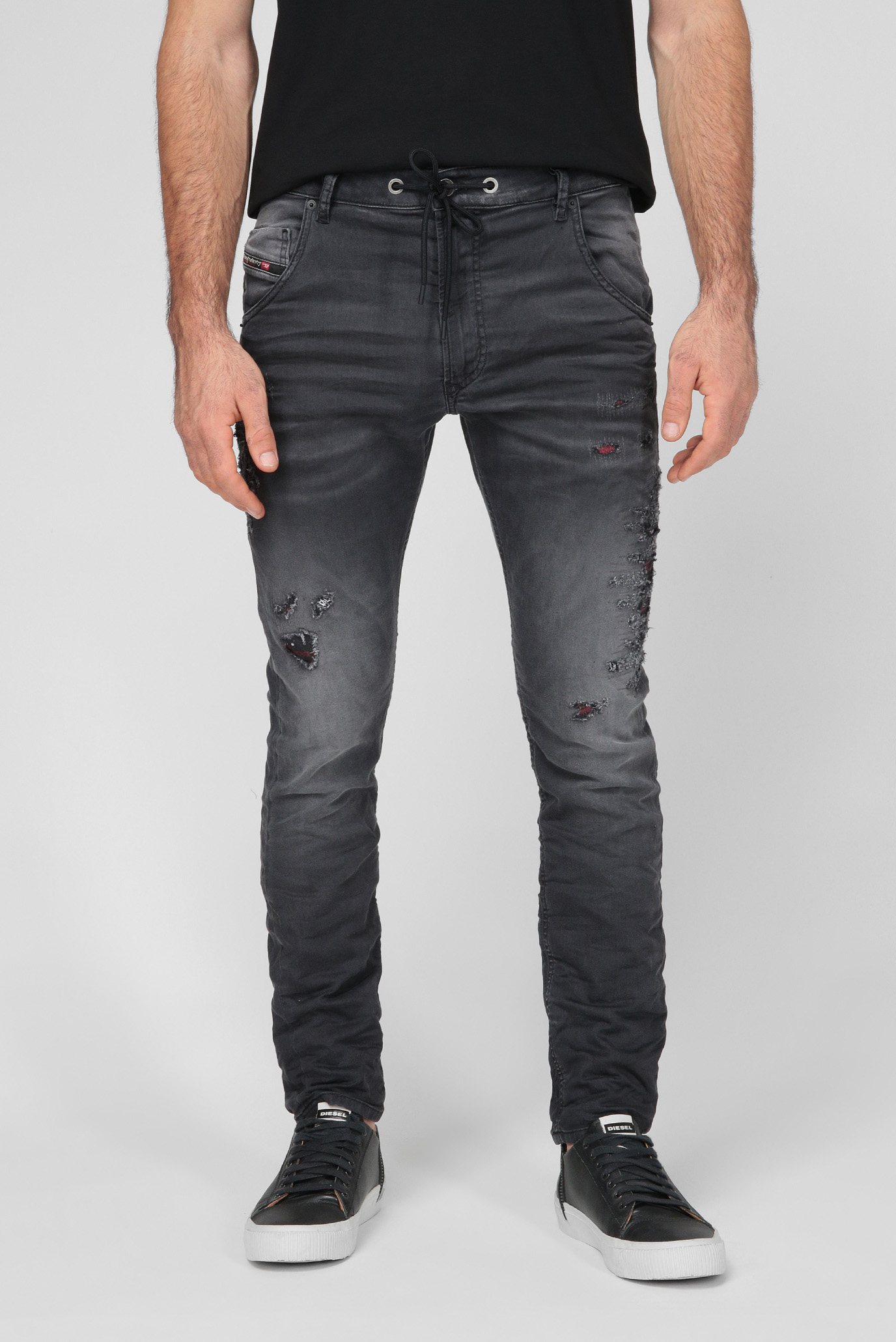 Мужские серые джинсы KROOLEY-Y-SP-NE 1