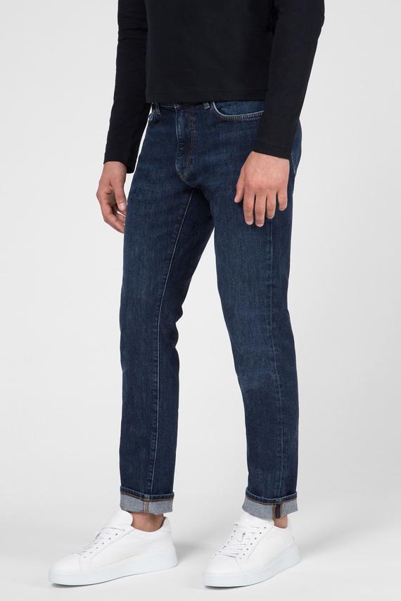 Мужские синие джинсы SLIM 961
