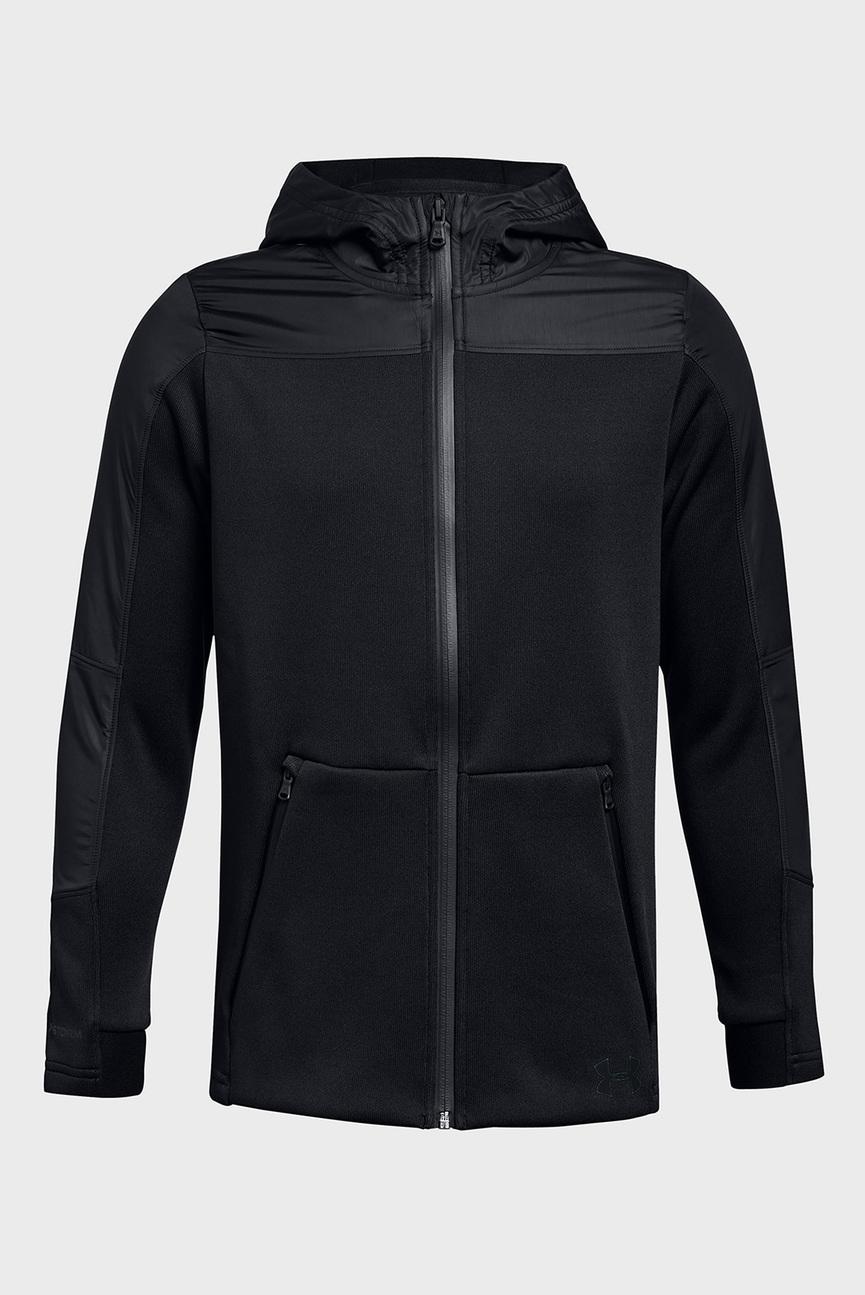 Детская черная куртка Swacket