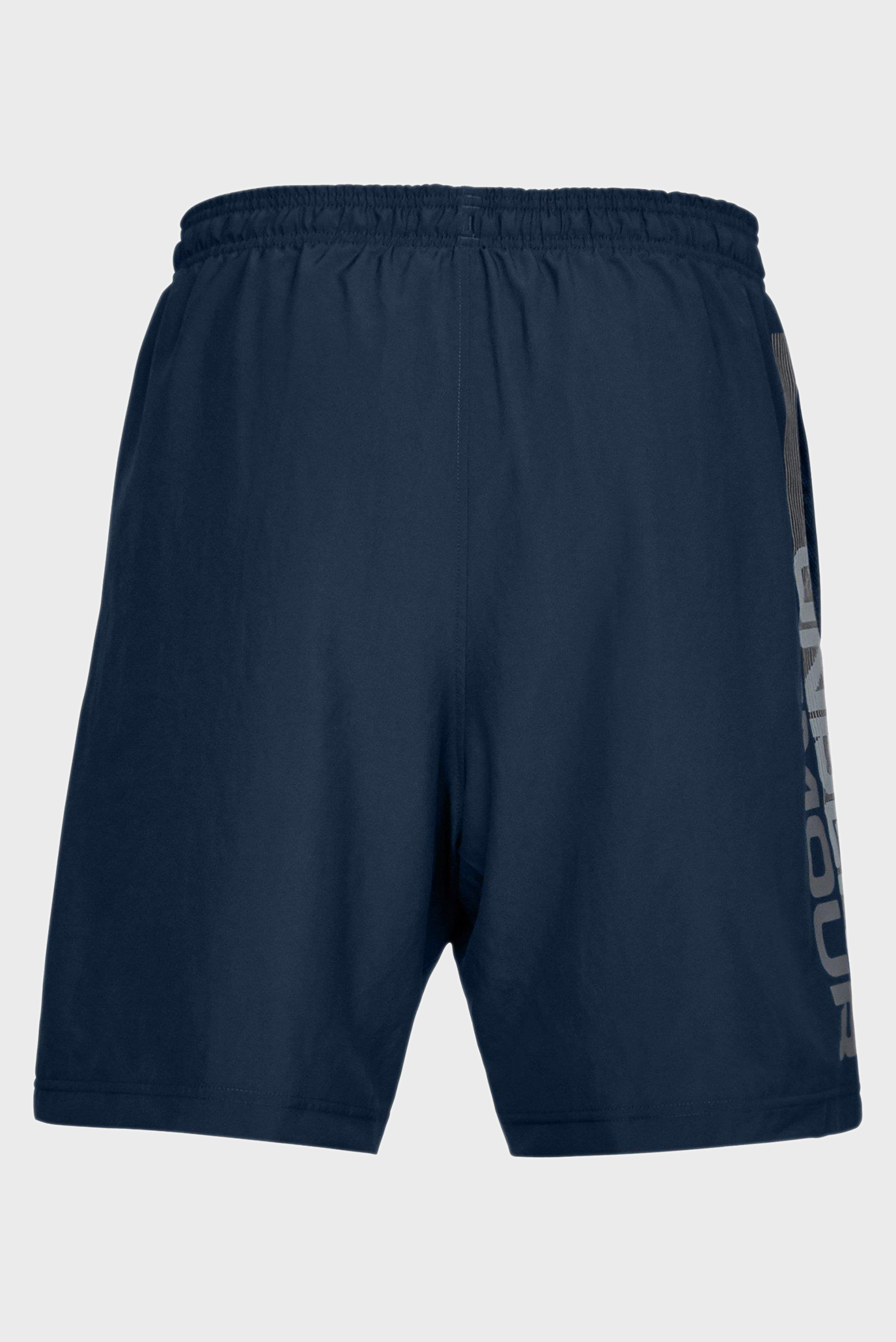 Мужские синие шорты Woven Graphic Wordmark Short Under Armour