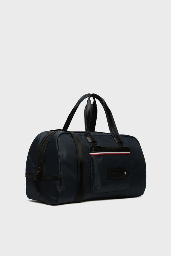 Мужская темно-синяя дорожная сумка MODERN NYLON