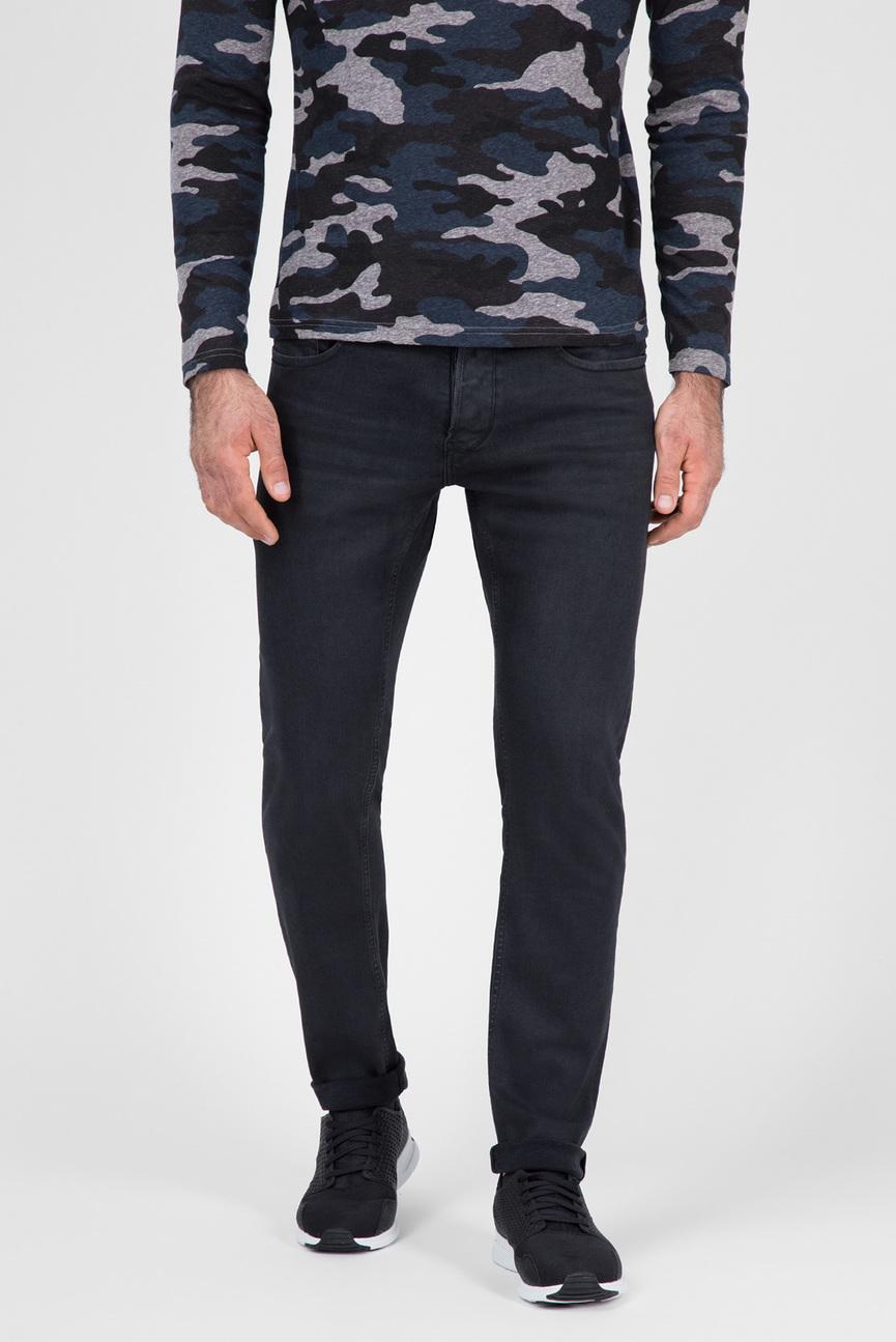 Мужские черные джинсы THYBER