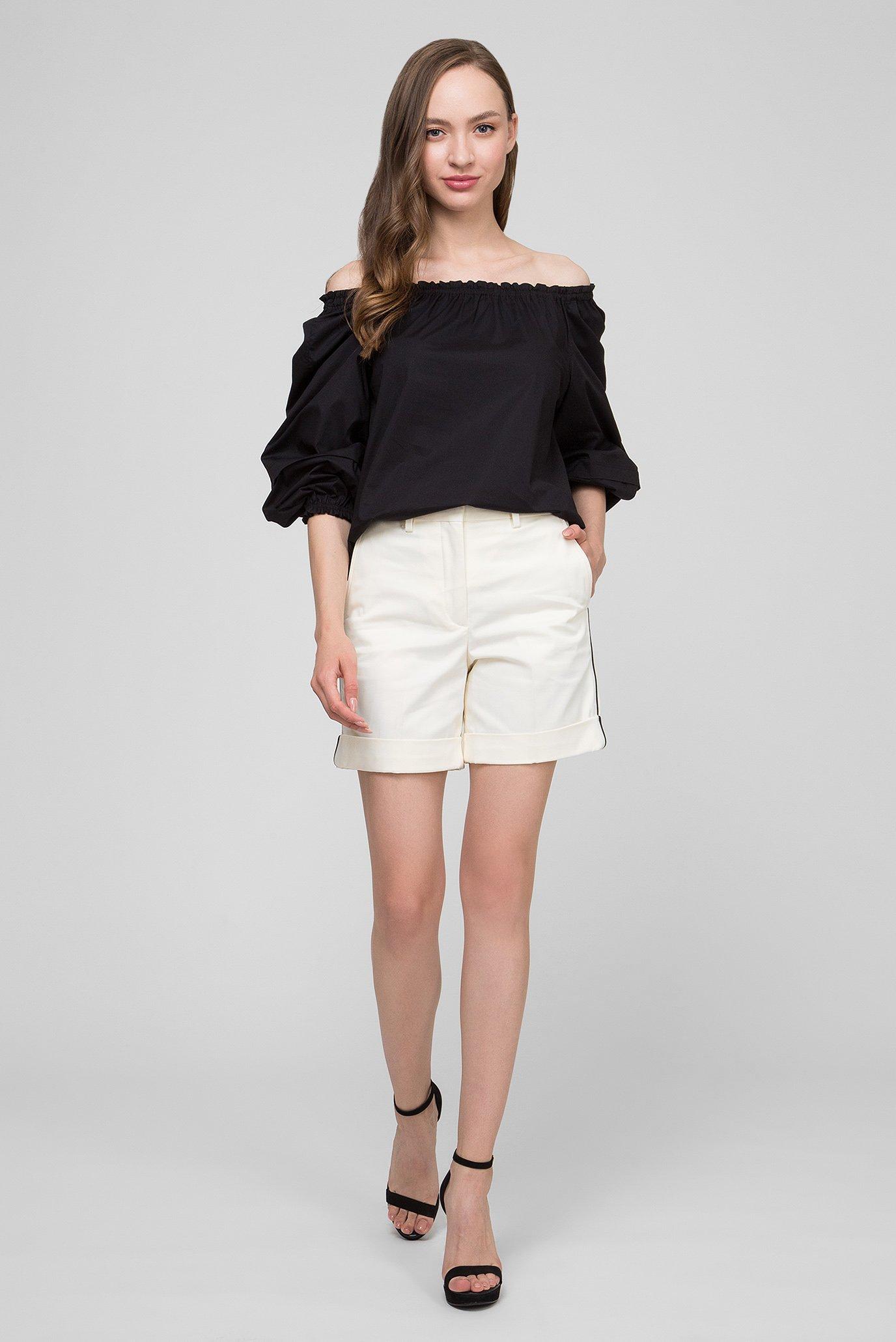 Женская черная блуза Calvin Klein