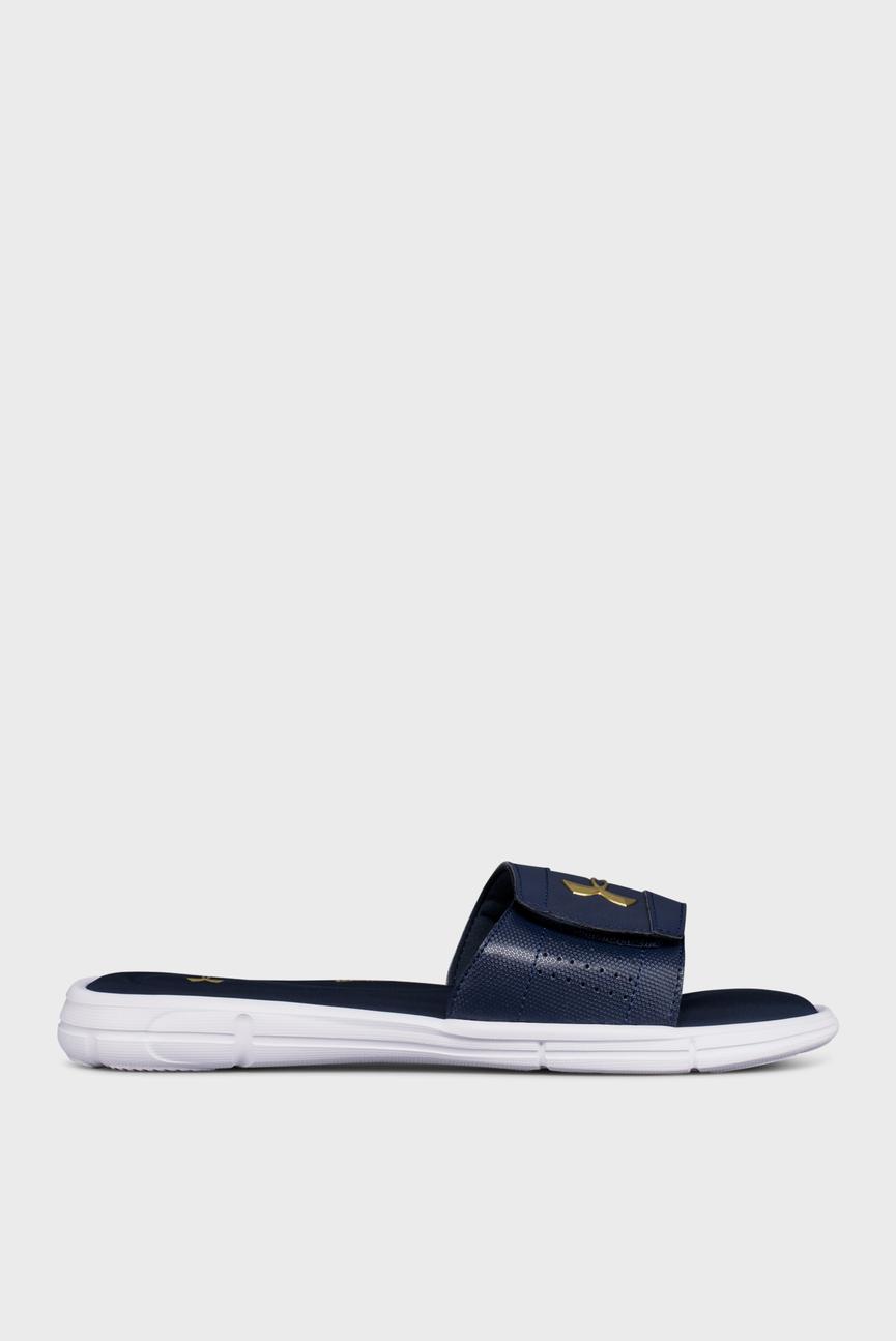 Мужские синие сандалии UA Ignite