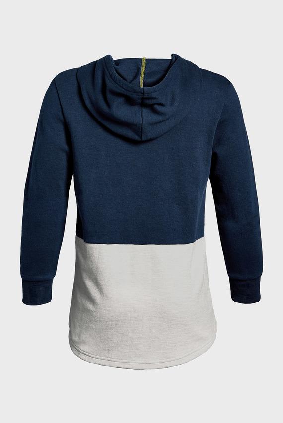 Детское синее худи Unstoppable Double Knit Hoody