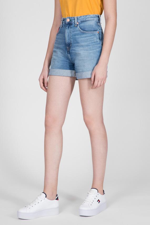 Женские джинсовые шорты HIGH RISE MOM SHORT SVLTR