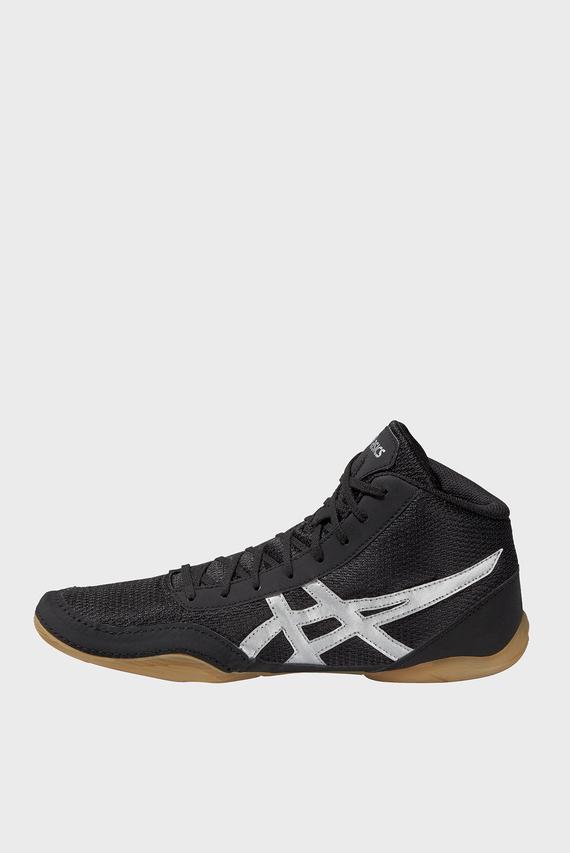 Черные кроссовки для борьбы MATFLEX 5