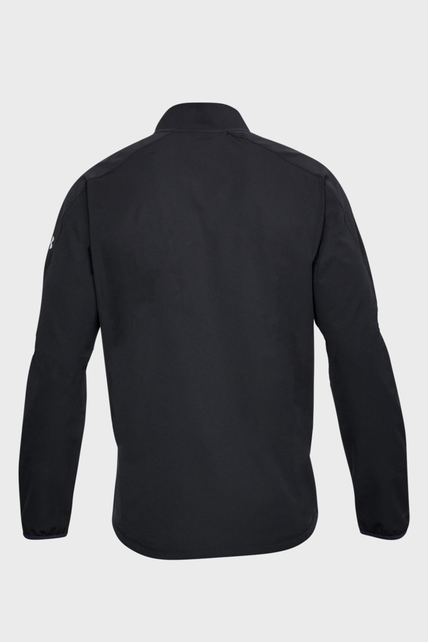 Купить Мужская черная флисовая куртка UA STORM OUT&BACK SW JACKET Under Armour Under Armour 1305199-001 – Киев, Украина. Цены в интернет магазине MD Fashion