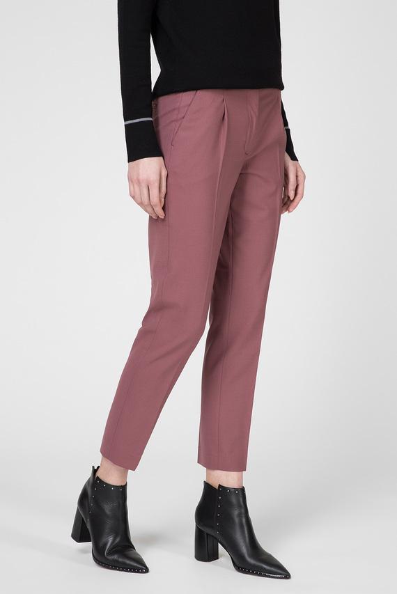Женские розовые брюки TELA STRETCH TAILORED